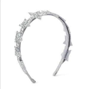 🆕 Listing - Crazy 8 Glitter Star Headbands NEW